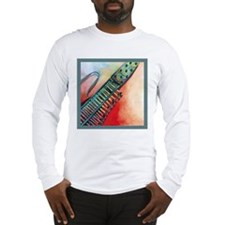 Nyckelharpa Long Sleeve T-Shirt