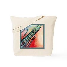Nyckelharpa Tote Bag