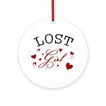 Lost Girl Ornament (Round)