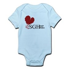 Seattle Grace Hospital Infant Bodysuit