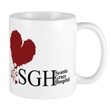 Seattle Grace Hospital Small Mug