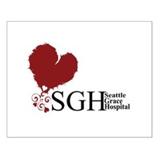 Seattle Grace Hospital Small Poster