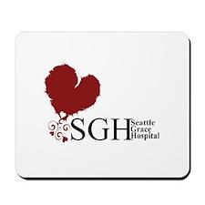 Seattle Grace Hospital Mousepad