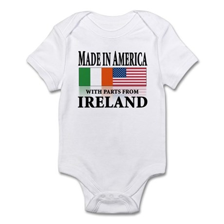 Irish American pride Infant Bodysuit