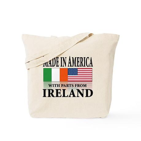 Irish American pride Tote Bag