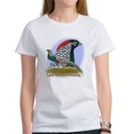 Lady Amherst Pheasant Women's T-Shirt