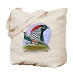 Lady Amherst Pheasant Tote Bag