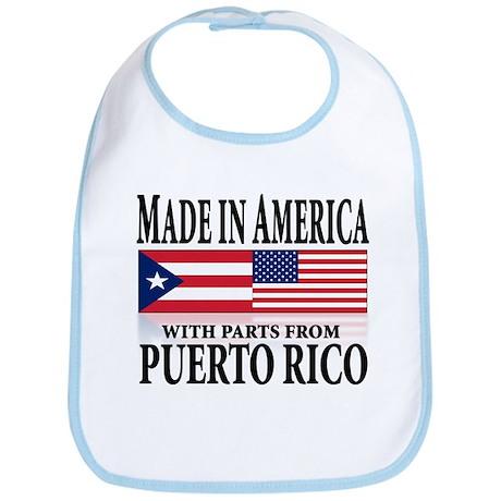 Puerto RICAN Bib