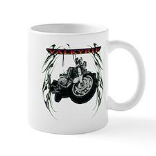 valkyrie rider gear Mug