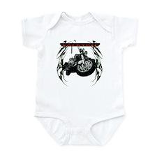 valkyrie rider gear Infant Bodysuit