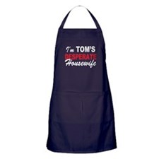 Tom's desperate Housewife Apron (dark)