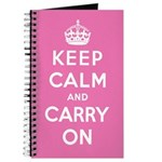 Magenta Pink Notebook