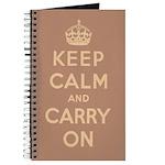 Cafe Latte Notebook