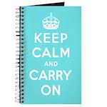 Tiffany Box Blue Notebook