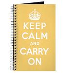 Summer Yellow Notebook