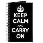 Iron Black Notebook