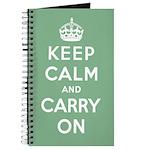 Jadeite Green Notebook