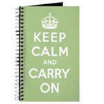 Sage Green Notebook