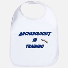 Archaeology Kid's Clothing Bib