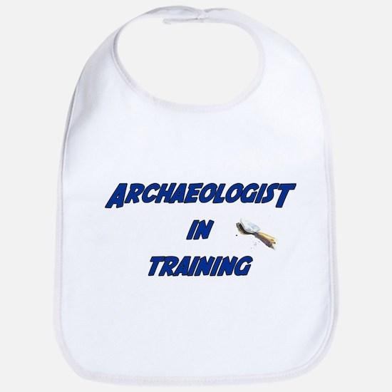 Archaeology Kid's Clothing Bib