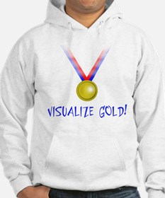 Visualize Gold Hoodie