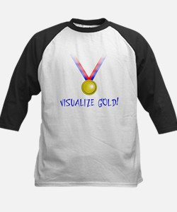 Visualize Gold Tee