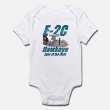E-2 Hawkeye Infant Bodysuit