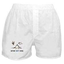 Nothin' Butt Goose Boxer Shorts