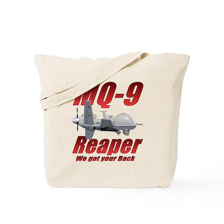 MQ-9 Reaper Tote Bag