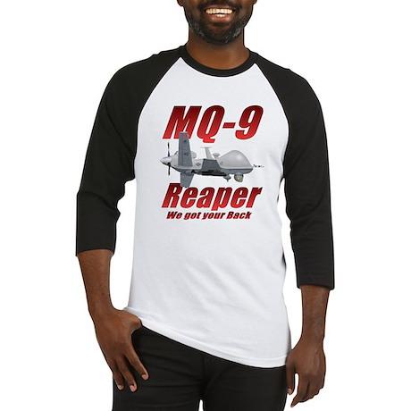 MQ-9 Reaper Baseball Jersey