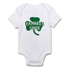 Yankees Suck St. Patrick's Da Infant Bodysuit