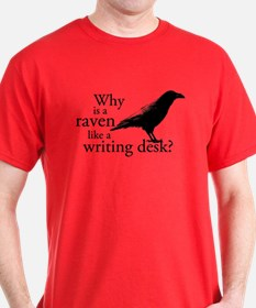 Raven & Writing Desk T-Shirt