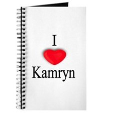 Kamryn Journal
