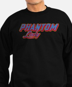 Classic Phantom Lady Logo Dark SweatShirt