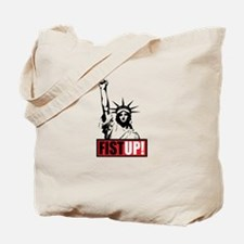 Fist Up! Tote Bag