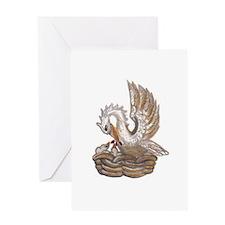 Arabella's Pelican Greeting Card