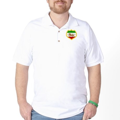 Shir o Khorshid Golf Shirt