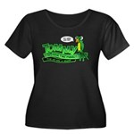 Tommy the Insulting Parrot Lo Women's Plus Size Sc