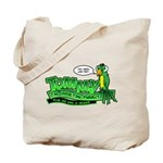 Tommy the Insulting Parrot Lo Tote Bag
