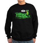 Tommy the Insulting Parrot Lo Sweatshirt (dark)
