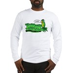 Tommy the Insulting Parrot Lo Long Sleeve T-Shirt