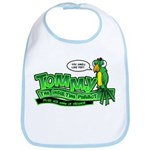 Tommy the Insulting Parrot Lo Bib