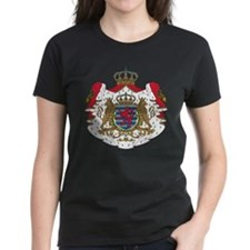 Luxembourg Coat of Arms (Front) Tee