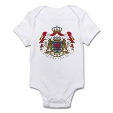 Luxembourg Coat of Arms Infant Bodysuit