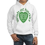 'Irish at Heart' Hooded Sweatshirt