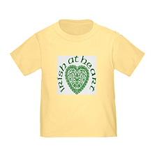 'Irish at Heart' T