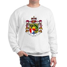 Liechtenstein Coat of Arms (Front) Jumper
