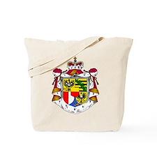 Liechtenstein Coat of Arms Tote Bag