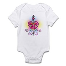 Voodoo Erzulie Veve Infant Bodysuit