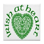 'Irish at Heart' Ceramic Tile